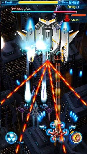 Chiến Cơ Huyền Thoại cập nhật phiên bản mới, có thể chiến đấu thời gian thực 3