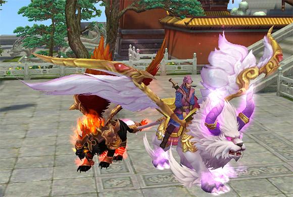 Game thủ Tân Thiên Long 3D háo hức với bản cập nhật tháng 3 0