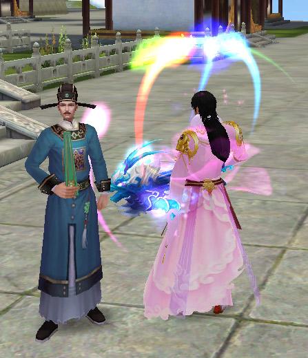 Game thủ Tân Thiên Long 3D háo hức với bản cập nhật tháng 3 1