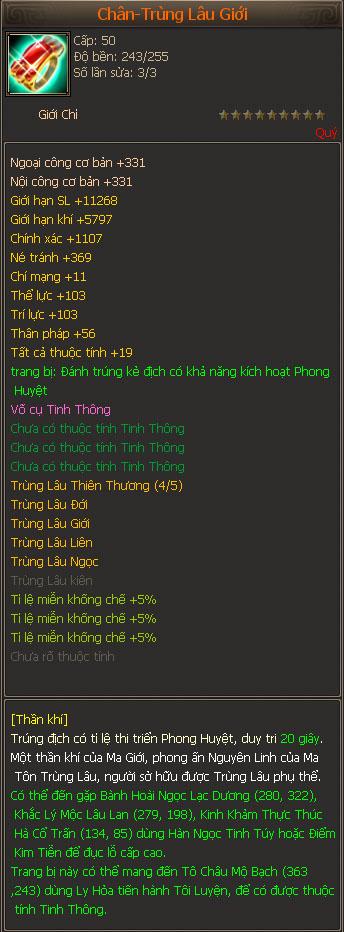 Game thủ Tân Thiên Long 3D háo hức với bản cập nhật tháng 3 2
