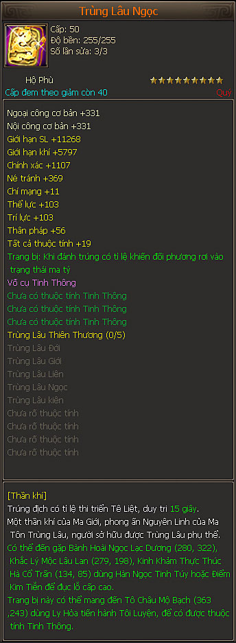 Game thủ Tân Thiên Long 3D háo hức với bản cập nhật tháng 3 3