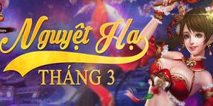 Game thủ Tân Thiên Long 3D háo hức với bản cập nhật tháng 3