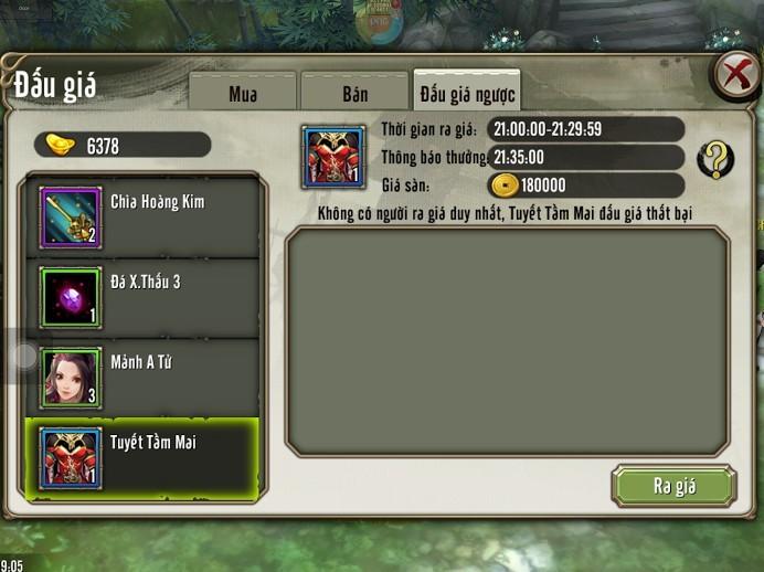 Thiên Long Bát Bộ Mobile: 'Sốc hàng' Game thủ trả giá càng bèo hốt được đồ càng xịn 0
