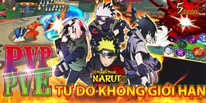 Huyền Thoại Naruto bất ngờ ra mắt game thủ vào ngày 18/03