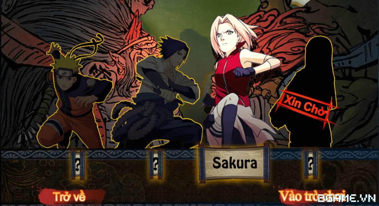 Khám phá thế giới Huyền Thoại Naruto trước ngày ra mắt 2