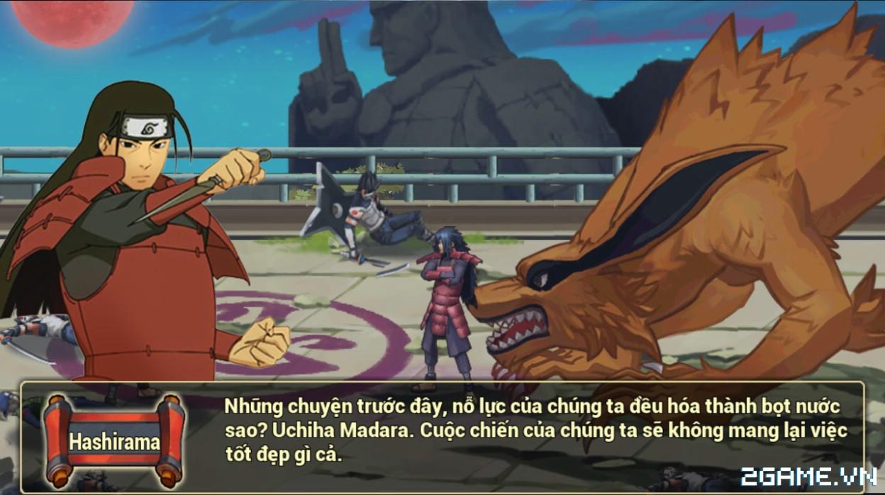Khám phá thế giới Huyền Thoại Naruto trước ngày ra mắt 1