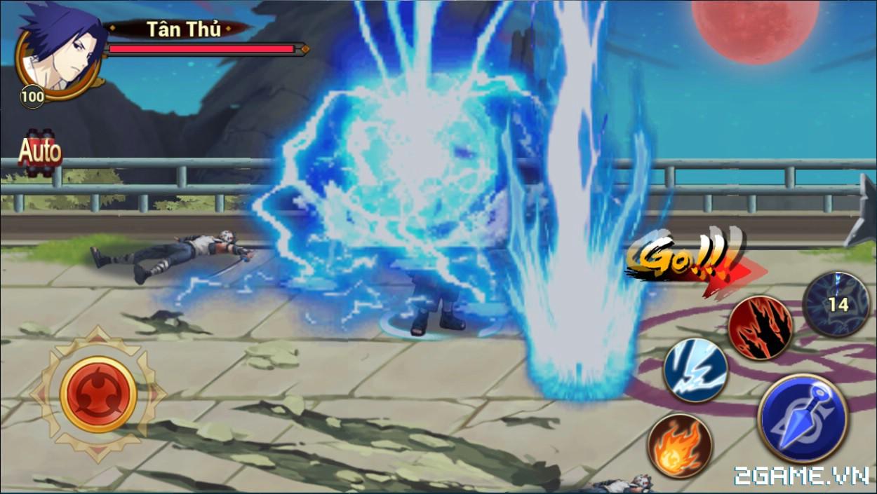 Khám phá thế giới Huyền Thoại Naruto trước ngày ra mắt 3