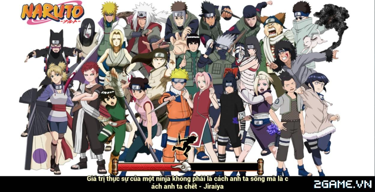Khám phá thế giới Huyền Thoại Naruto trước ngày ra mắt 6