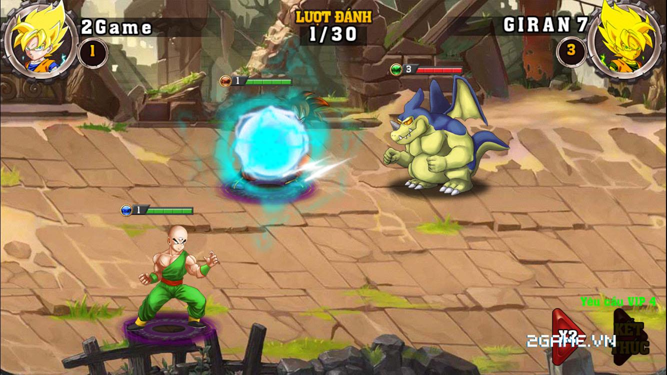 Ngọc Rồng Đại Chiến giống Siêu Nhân Đại Chiến một cách lạ lùng 6