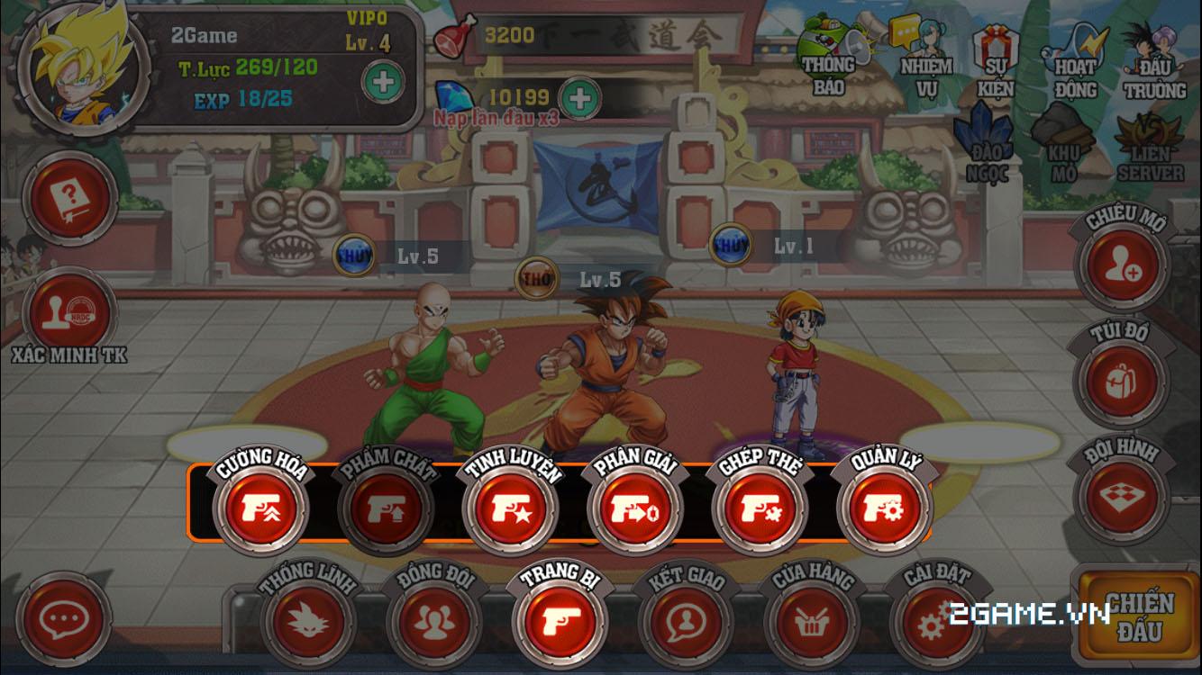 Ngọc Rồng Đại Chiến giống Siêu Nhân Đại Chiến một cách lạ lùng 5