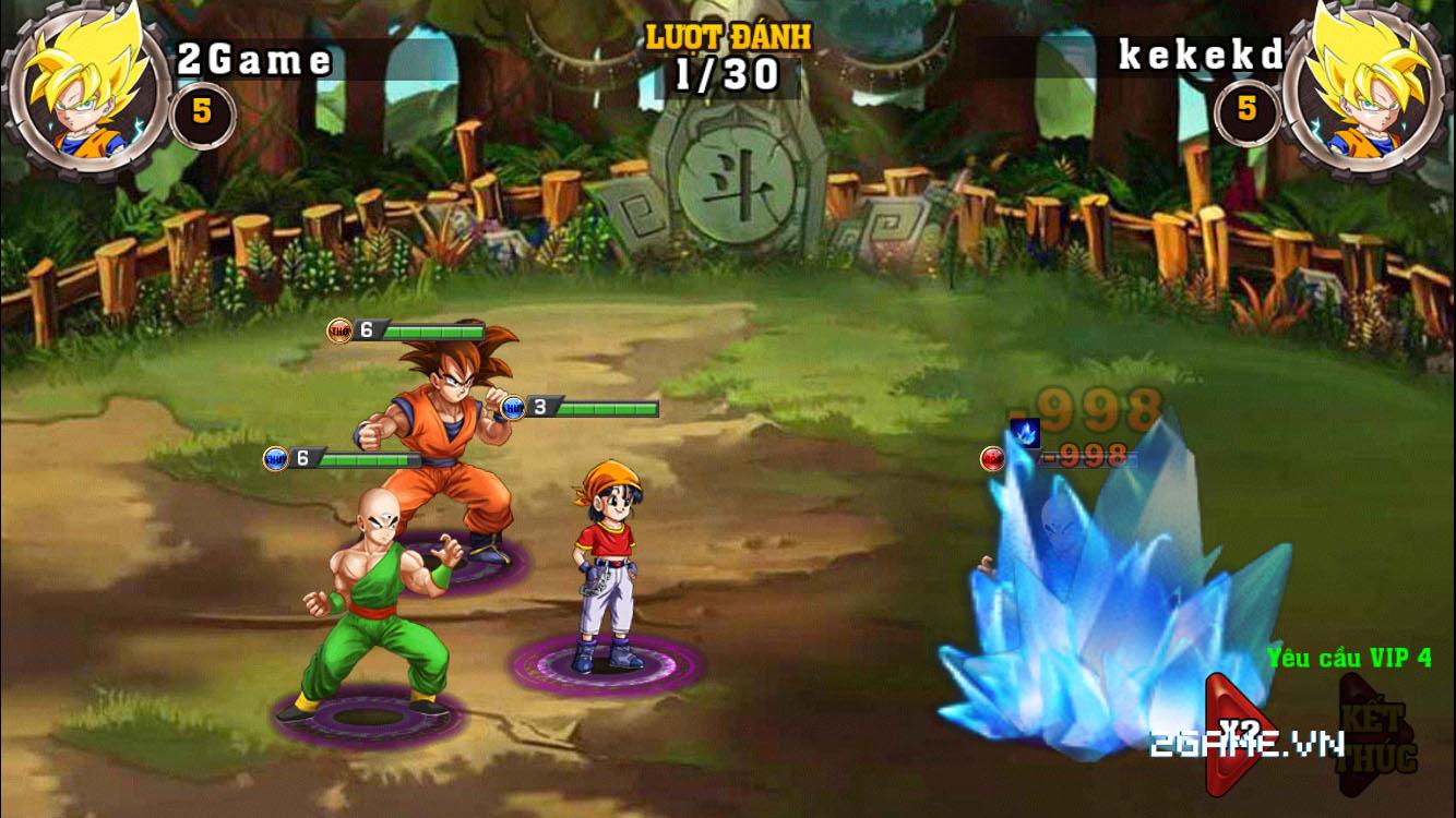 Ngọc Rồng Đại Chiến giống Siêu Nhân Đại Chiến một cách lạ lùng 10