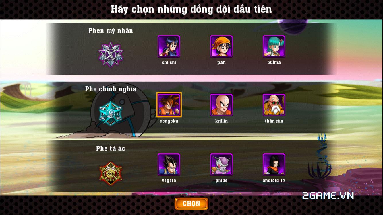 Ngọc Rồng Đại Chiến giống Siêu Nhân Đại Chiến một cách lạ lùng 4