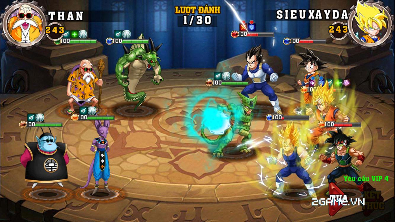 Ngọc Rồng Đại Chiến giống Siêu Nhân Đại Chiến một cách lạ lùng 7