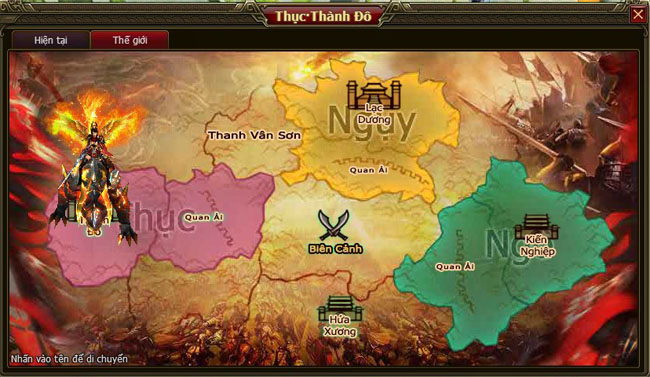 Thịnh Thế Tam Quốc – Game quốc chiến của năm 2016 1