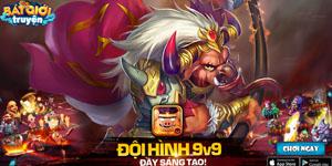 Bát Giới Truyện – Game mobile mới toanh cho phép đội hình 9vs9
