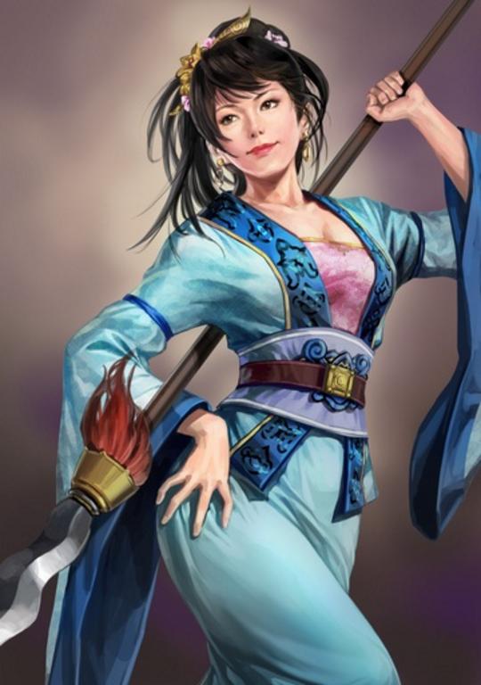 Hổ Tướng Truyền Kỳ: 6 nữ tướng thời Tam Quốc tưởng yếu ớt nhưng lợi hại hơn cả nam nhi 7