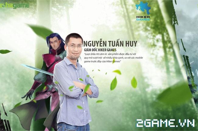 Chưa ra mắt, game Việt Loạn Đấu Võ Lâm đã bị giả mạo trắng trợn 5