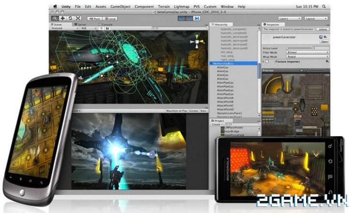 Loạn Đấu Võ Lâm tái hiện chân thực Võ Lâm Kim Dung nhờ công nghệ đồ hoạ 3D - Unity 5 Pro 1