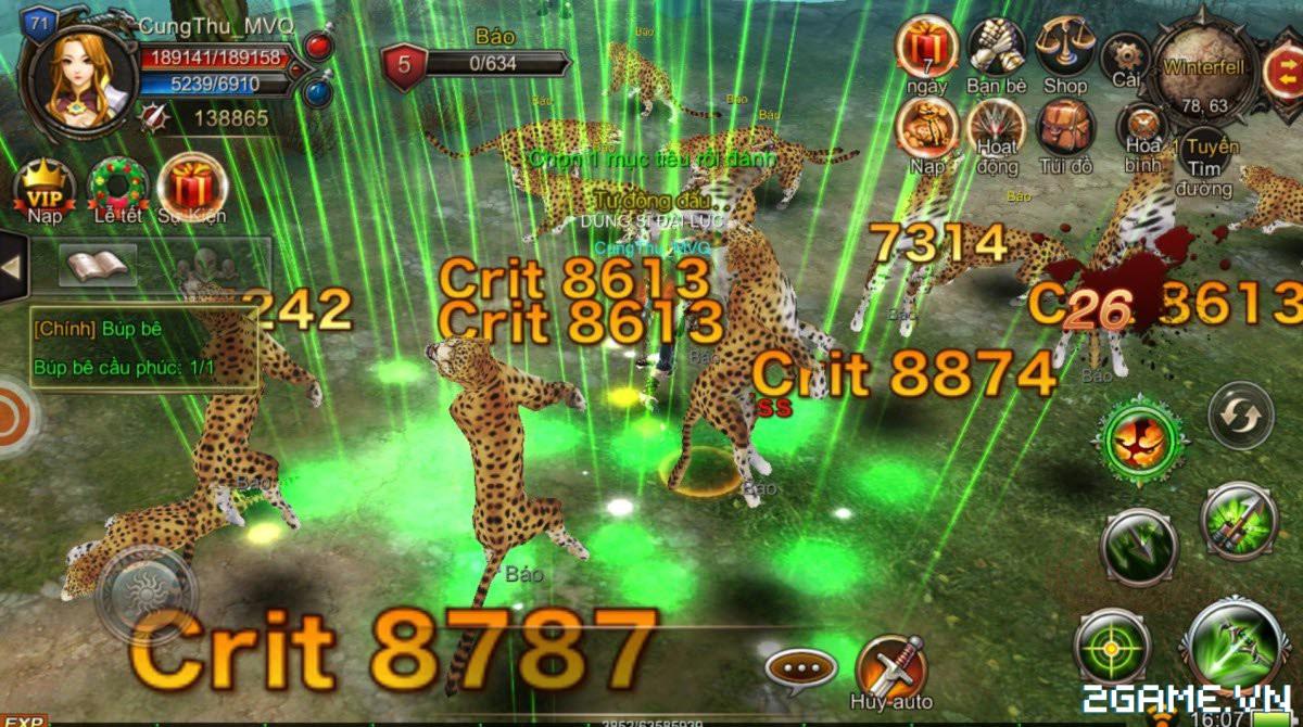 Mộng Vương Quyền: Bom tấn MMORPG đúng nghĩa dành cho fans ưa thích game Châu Âu 4