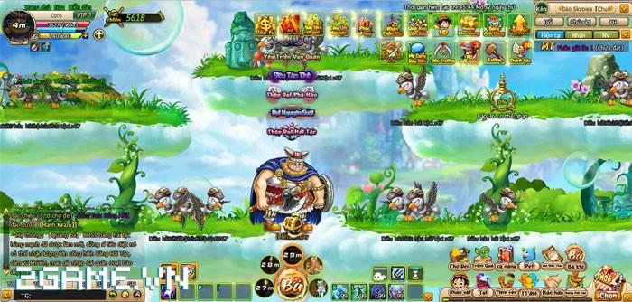 Hé lộ teaser cực cool của game hành động One Piece ZeZe 4