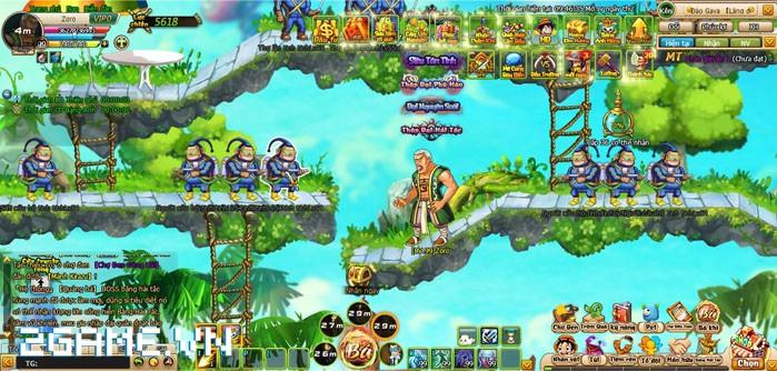 Hé lộ teaser cực cool của game hành động One Piece ZeZe 5