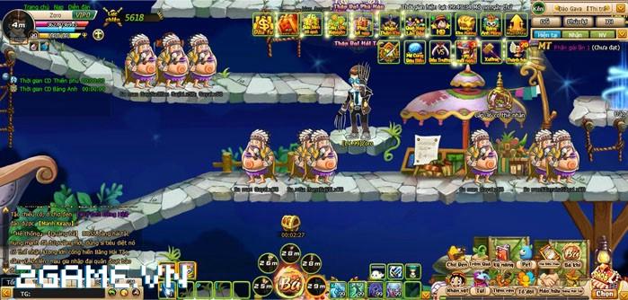 Hé lộ teaser cực cool của game hành động One Piece ZeZe 6