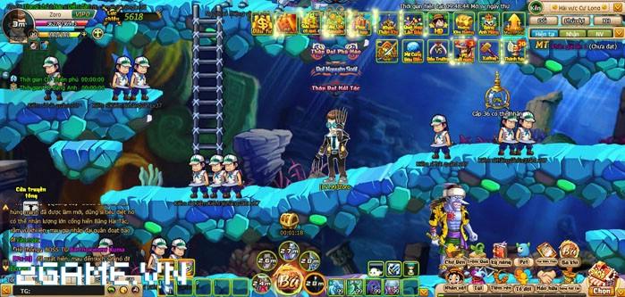 Hé lộ teaser cực cool của game hành động One Piece ZeZe 7