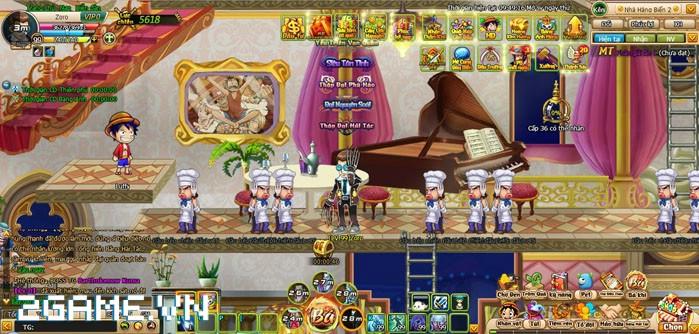 Hé lộ teaser cực cool của game hành động One Piece ZeZe 8