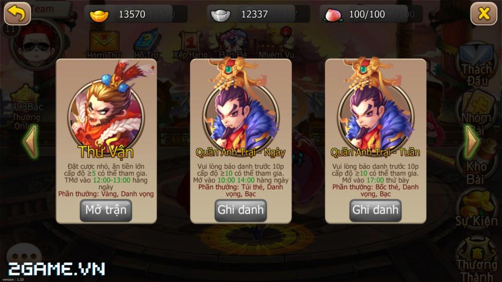 Tề Thiên Mobile trở lại với diện mạo mới, chính thức Open Beta vào ngày 3/3 4