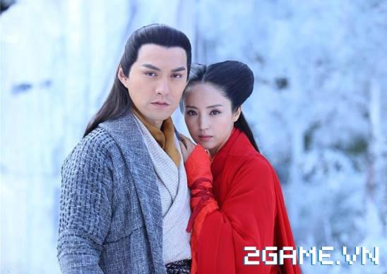 Võ Hiệp 3D: Top 7 cặp đôi đẹp nhất trong kiếm hiệp Kim Dung 2