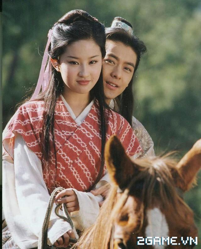 Võ Hiệp 3D: Top 7 cặp đôi đẹp nhất trong kiếm hiệp Kim Dung 3