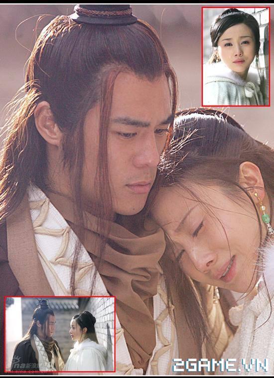 Võ Hiệp 3D: Top 7 cặp đôi đẹp nhất trong kiếm hiệp Kim Dung 6