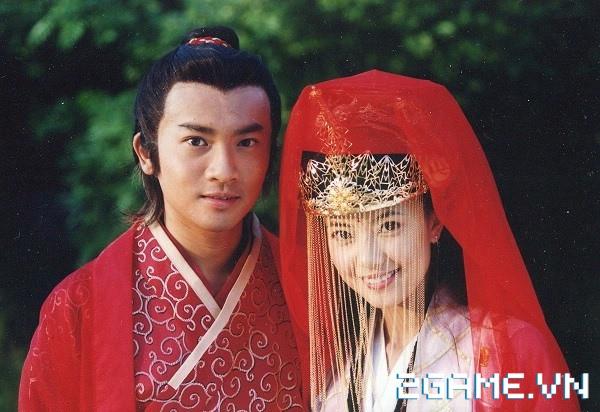 Võ Hiệp 3D: Top 7 cặp đôi đẹp nhất trong kiếm hiệp Kim Dung 5