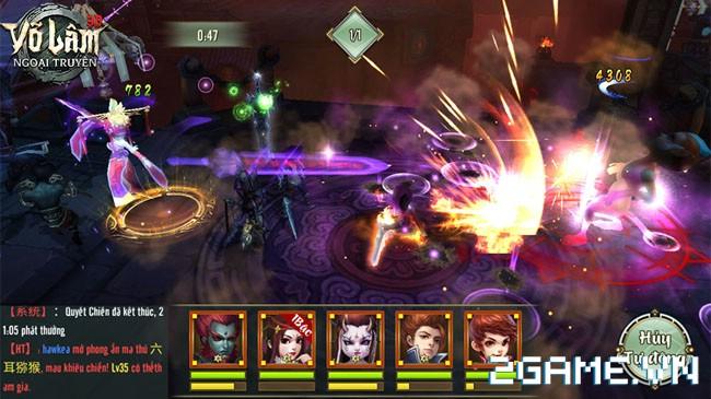 Võ Lâm Ngoại Truyện Mobile chính thức ra mắt trên iOS và Android 3