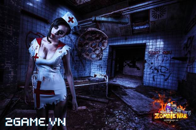 Tặng 210 giftcode game Zombie War 3