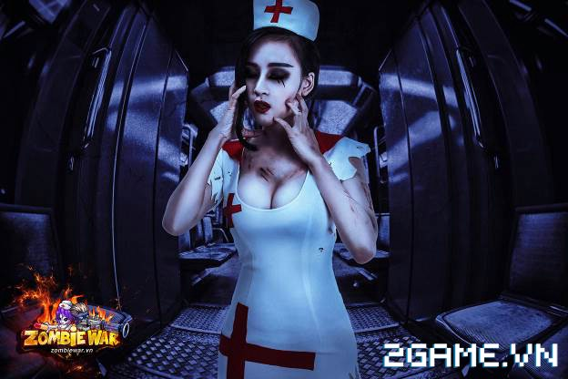 Tặng 210 giftcode game Zombie War 5