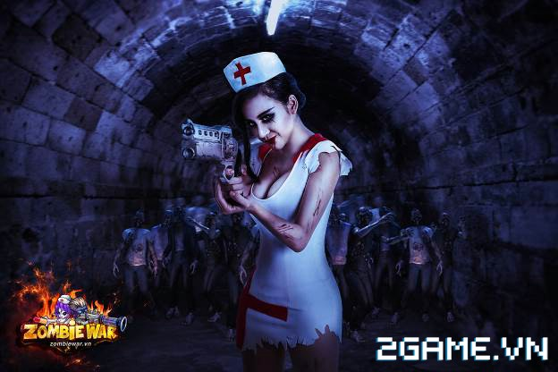 Tặng 210 giftcode game Zombie War 6