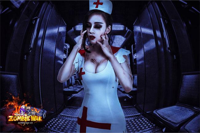Cùng nghe Bà Tưng chia sẻ cảm nhận đầu tiên khi trải nghiệm Zombie War 3