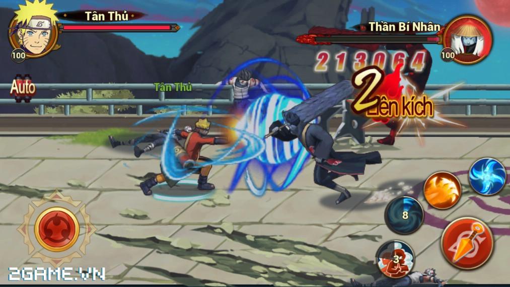 Game mobile Huyền Thoại Naruto chơi cũng được đấy chứ?! 0