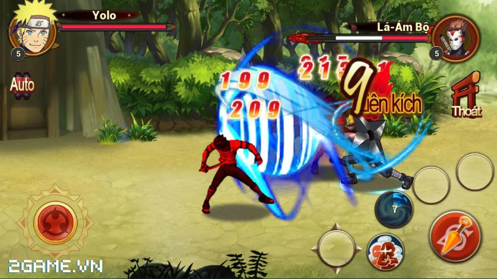 Game mobile Huyền Thoại Naruto chơi cũng được đấy chứ?! 5