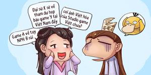 """Hoa Thiên Cốt VNG – Bí kíp giúp game thủ hoá giải quảng cáo """"hư cấu"""" của các NPH"""