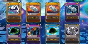 Ngọc Rồng Đại Chiến – Tìm hiểu tính năng Hệ thống Trang Bị