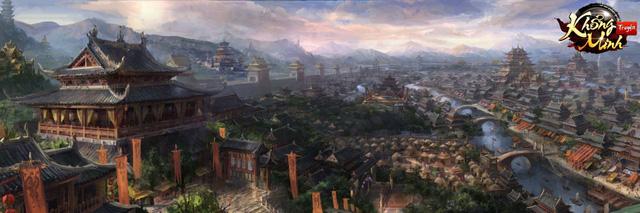 Khổng Minh Truyện - Bái phục game thủ luận bàn game chiến thuật theo phong cách triết gia 2