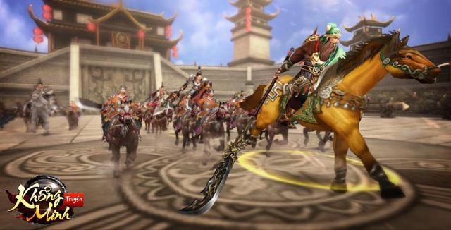Khổng Minh Truyện - Bái phục game thủ luận bàn game chiến thuật theo phong cách triết gia 6