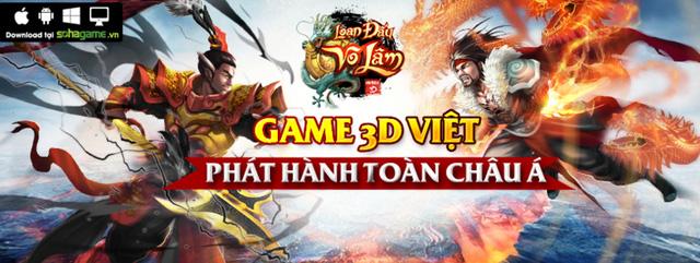 Võ công Kim Dung khác biệt ra sao khi được đưa vào game Việt Loạn Đấu Võ Lâm? 8