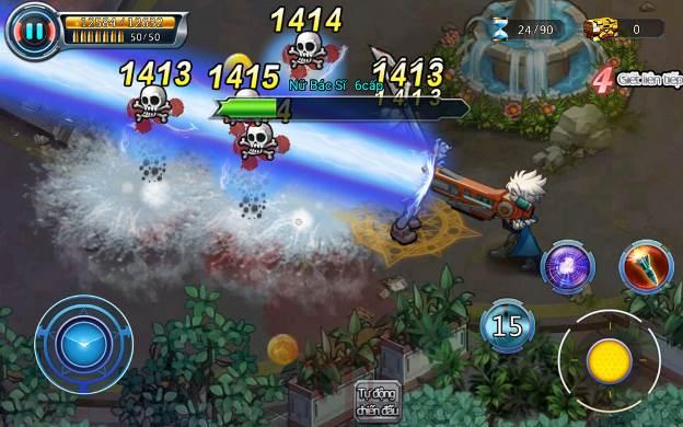 Những ưu điểm khiến game thủ không thể bỏ qua Zombie War 0