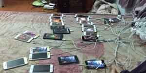 Xuất hiện 'thánh cày' MU Origin VN bằng hơn 20 chiếc iPhone