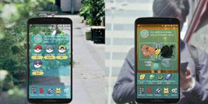 Những hình ảnh đầu tiên của Pokemon GO từ Nhật Bản
