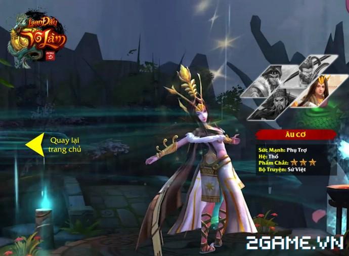 Loạn Đấu Võ Lâm: Game 3D Việt cực đẹp đã lộ diện Landing ấn tượng 3