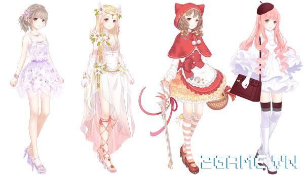 Ngôi Sao Thời Trang - Tìm hiểu tính năng trang phục đẹp 9